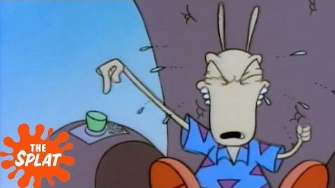 """Rocko's Modern Life - """"Don't Touch the Green Button"""" NickOrTreat The Splat"""