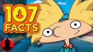107 Facts Hey Arnold! + The Jungle Movie (107 Facts S7 E23) Channel Frederator