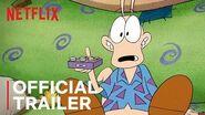Rocko's Modern Life Static Cling Trailer Netflix
