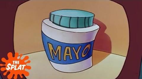 Wacky Deli Mayo Rocko's Modern Life The Splat