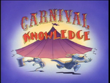 Carnival Knowledge