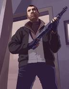 Niko's Shotgun Artwork