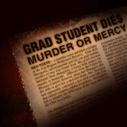 Dream 1 murder or mercy