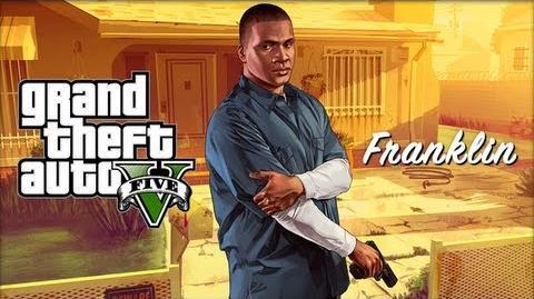 GTA 5 Official Character Trailer - Franklin Trailer HD CC