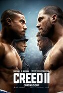 Creed II poster 5