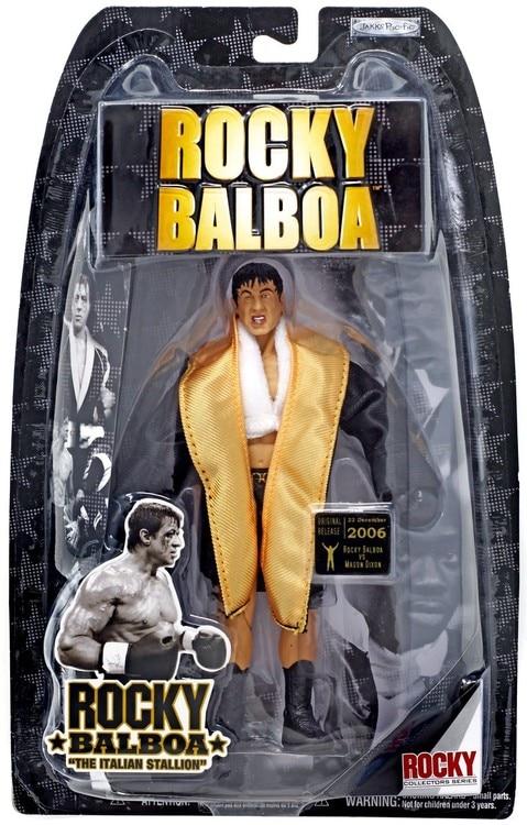 Rocky Balboa (Rocky Series 6)