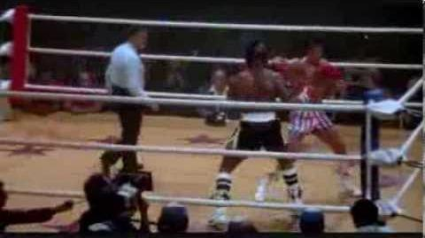 Rocky 3, Rocky Balboa Vs Clubber Lang, 2nd Fight