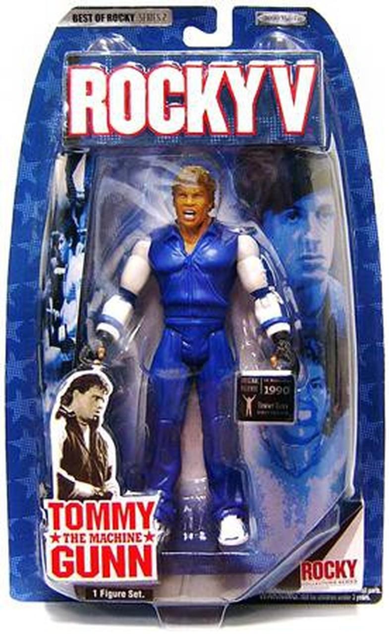 Tommy Gunn Street Gear (Rocky Series 5)
