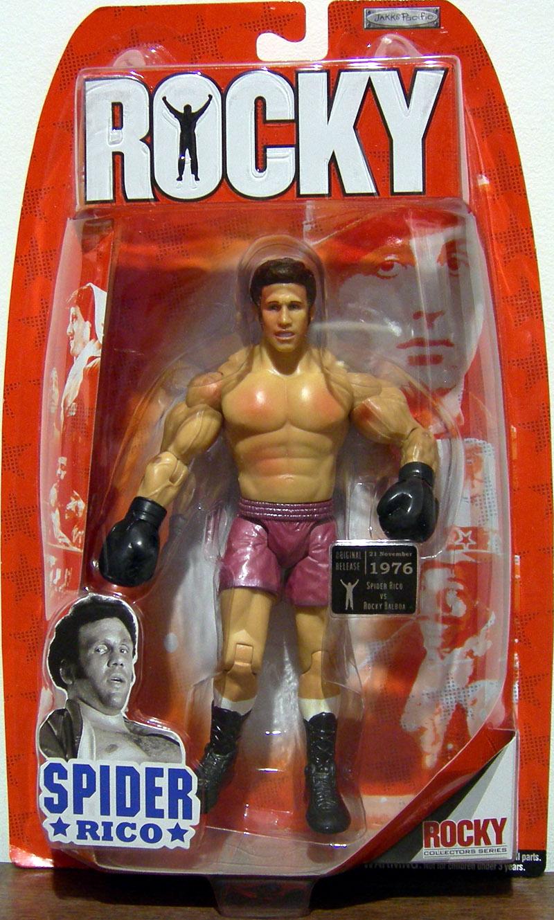 Spider Rico (Rocky Series 1)
