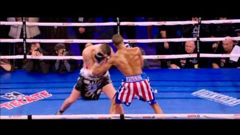 CREED Adonis Creed vs