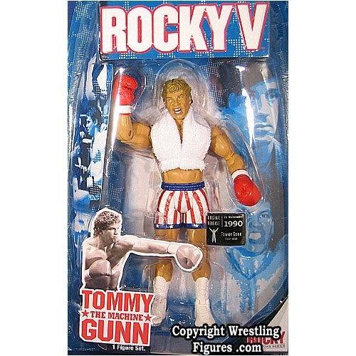 Tommy Gunn Post Fight (Rocky Series 5)