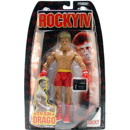 Ivan Drago Red Trunks (Rocky Series 4)
