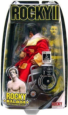 Rocky Balboa Post Fight (Rocky Series 2)
