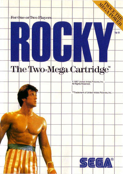 Rocky (1987 Video Game)