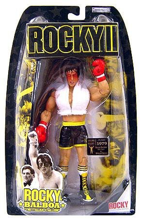 Damaged Rocky Balboa (Rocky Series 2)