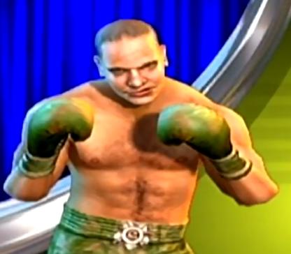 Sergei Izhora