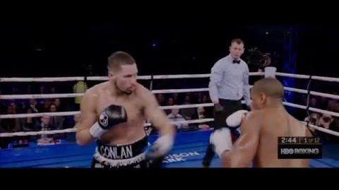 CREED Adonis Creed vs