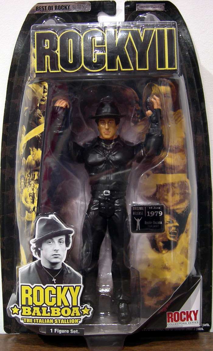 Rocky Balboa Tiger Jacket (Rocky Series 2)