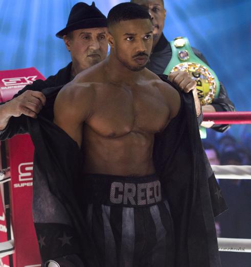 Adonis Johnson Creed