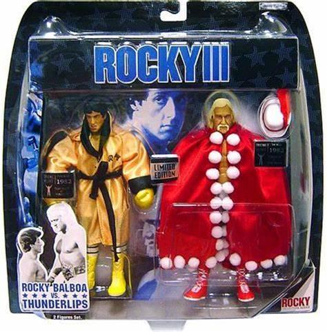 Rocky vs. Thunderlips (Rocky Series 3)