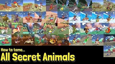 How_to_Tame_Every_Secret_Animal!