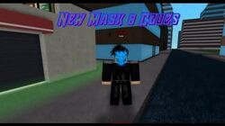 Ro-Ghoul NEW MASK SHOWCASE ALL NEW CODES 200K RC!