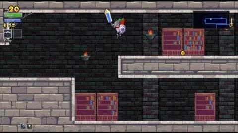 Rogue Legacy - Lvl 20 Cheese Powers Activate - Ep
