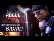 Rogue Company - Cinematic Teaser- Sigrid