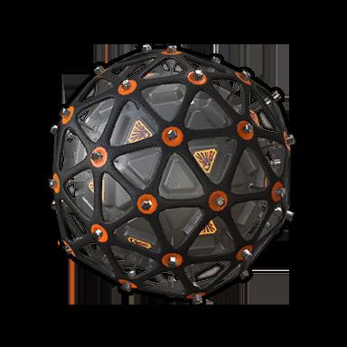 Semtex Grenade