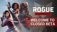 Rogue Company - Welcome to Closed Beta!