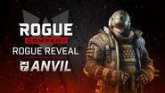 Rogue Company - Rogue Reveal - Anvil