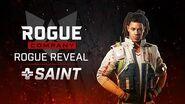 Rogue Company - Rogue Reveal - Saint