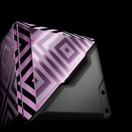 Lavender Diamond Stripes PrimaryWeaponWrap