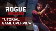 Rogue Company - Tutorial Game Overview