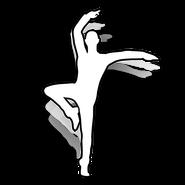 Bullet Ballet Emote