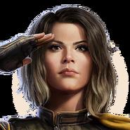 Dahlia Portrait