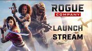 Rogue Company Closed Beta Launch Celebration