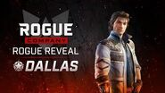 Rogue Company - Rogue Reveal - Dallas