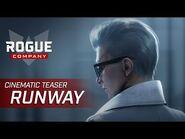 Rogue Company - Cinematic Teaser - Runway