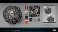 Semtex Grenade Concept Art
