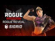 Rogue Company - Rogue Reveal - Sigrid