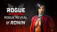 Rogue Company - Rogue Reveal - Ronin