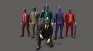 Suits Customization