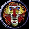 Clan Fire Mandrill
