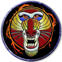 Clan Fire Mandrill