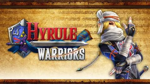 Solidus Cave - Hyrule Warriors