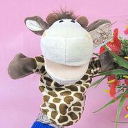 Giraffe jungle room