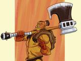 Kharne the Destroyer