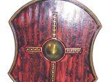 Red Oaken Shield