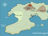 Häxdrottningens ö (värld)